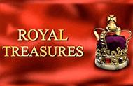 Играть на деньги в Королевские Сокровища