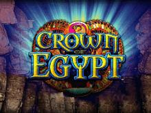 Crown Of Egypt – популярный аппарат online