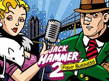 Jack Hammer 2 от НетЕнт - популярный автомат в казино Вулкан