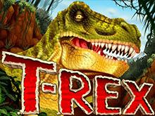 Зайдите на сайт автомата T-Rex от Rtg и станьте обладателем джекпота!