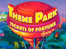 Theme Park - Tickets Of Fortune от Netent в казино онлайн