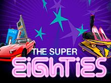 Super 80s – игровой автомат онлайн от Netent