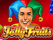 Играйте онлайн в автомат Веселые Фрукты с классическими символами