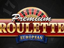 Premium Roulette European – игровой автомат